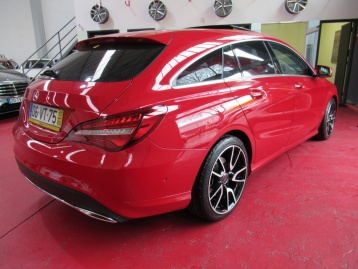 Mercedes-Benz CLA 200 ShootingBrake 200d 136cv