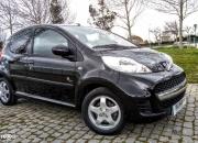 Peugeot 107 1.0i Black & Silver Edition