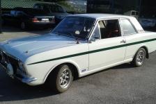 Ford Cortina, 1968