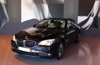 BMW Série 7 740 d (NACIONAL)