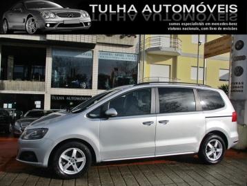 Seat Alhambra 2.0 TDI Ecomotive 7L