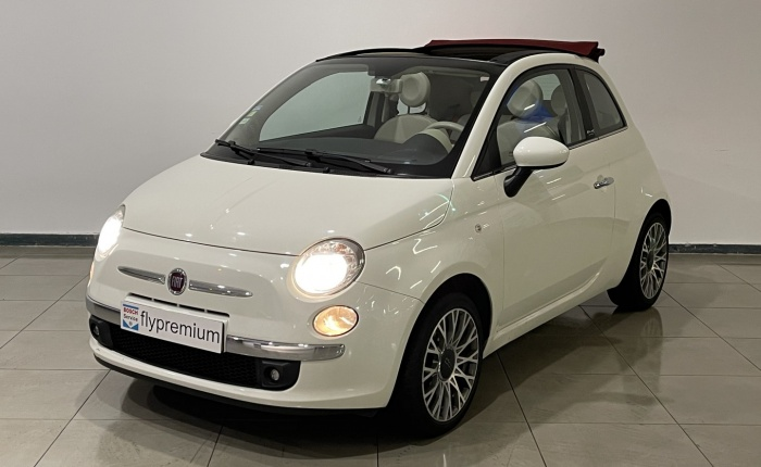 Fiat 500C, 2010