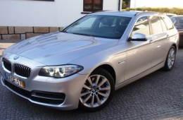 BMW 520 D Touring Aut. 190 cv