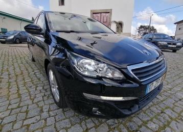 Peugeot 308 SW 1.6 BlueHDi Allure (120cv)