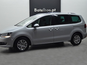 Vw Sharan 2.0 TDi Blue Confortline DSG