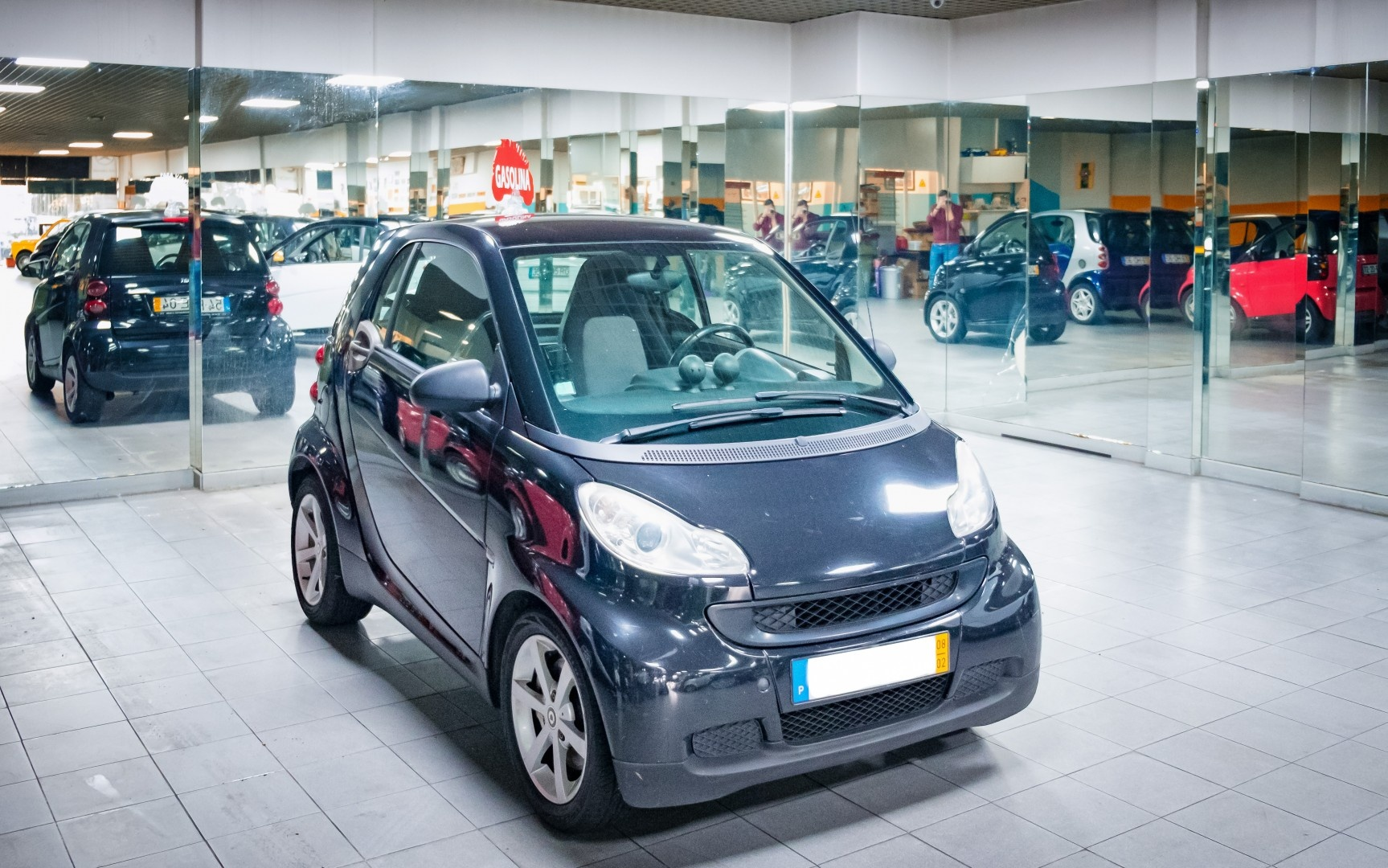 Smart ForTwo 1.0 Pulse