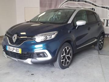 Renault Captur 0-9 Tce Exclusive