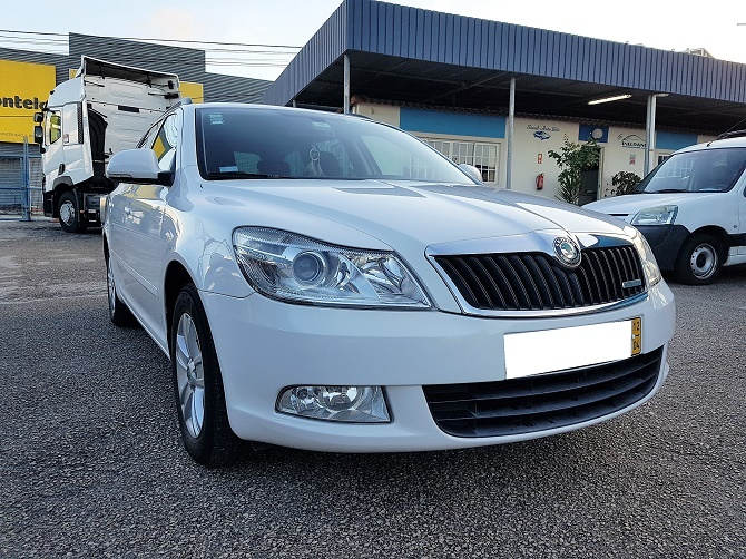 Skoda Octavia Break 1.6TDI Greenline
