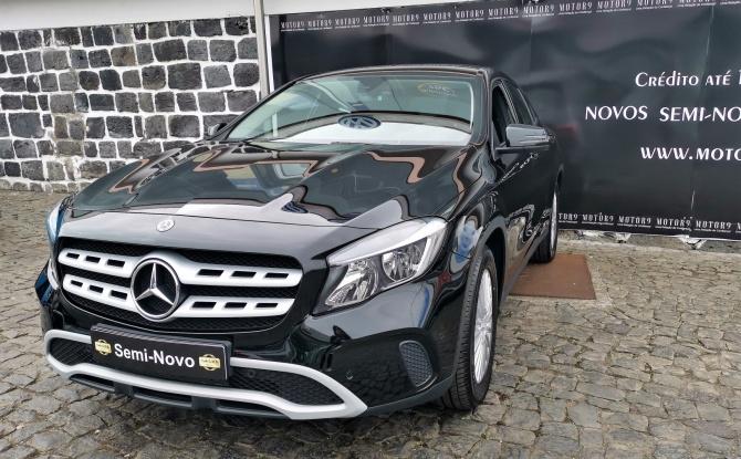 Mercedes-Benz GLA 180 CDI 1.5 DCi