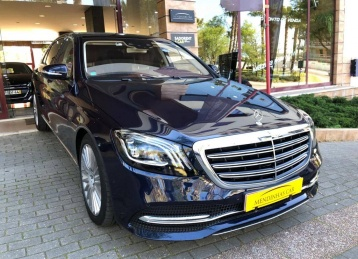 Mercedes-Benz 560 S 560 4MATIC