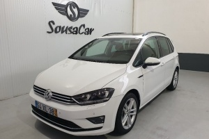 Vw Golf sportsvan 1.6 Tdi Lounge