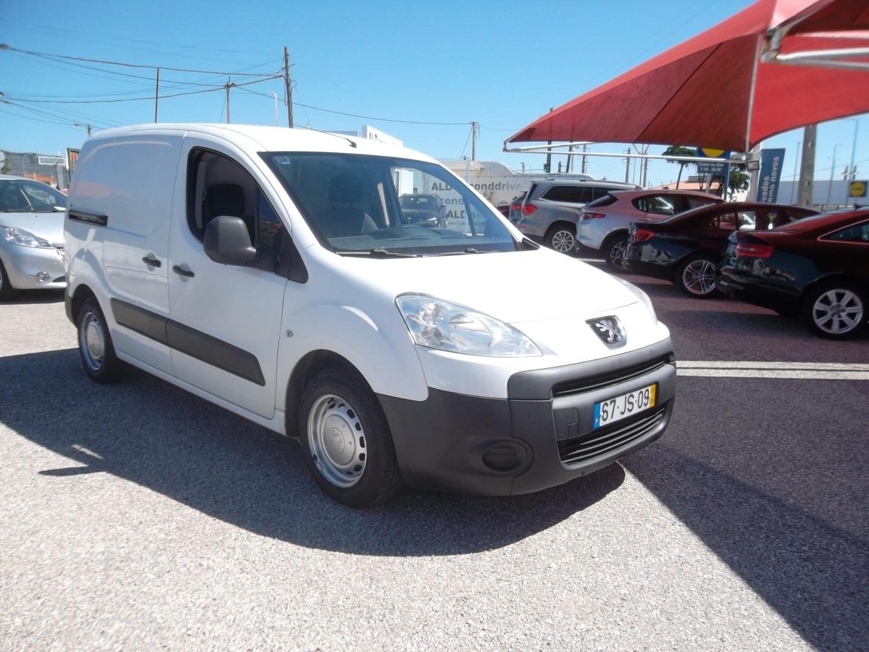Peugeot Partner 1.6 HDI FIBRADA