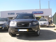 Hyundai Santa Fe CRDI 7 LUGARES