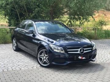 Mercedes-benz C 200 BlueTEC Sport
