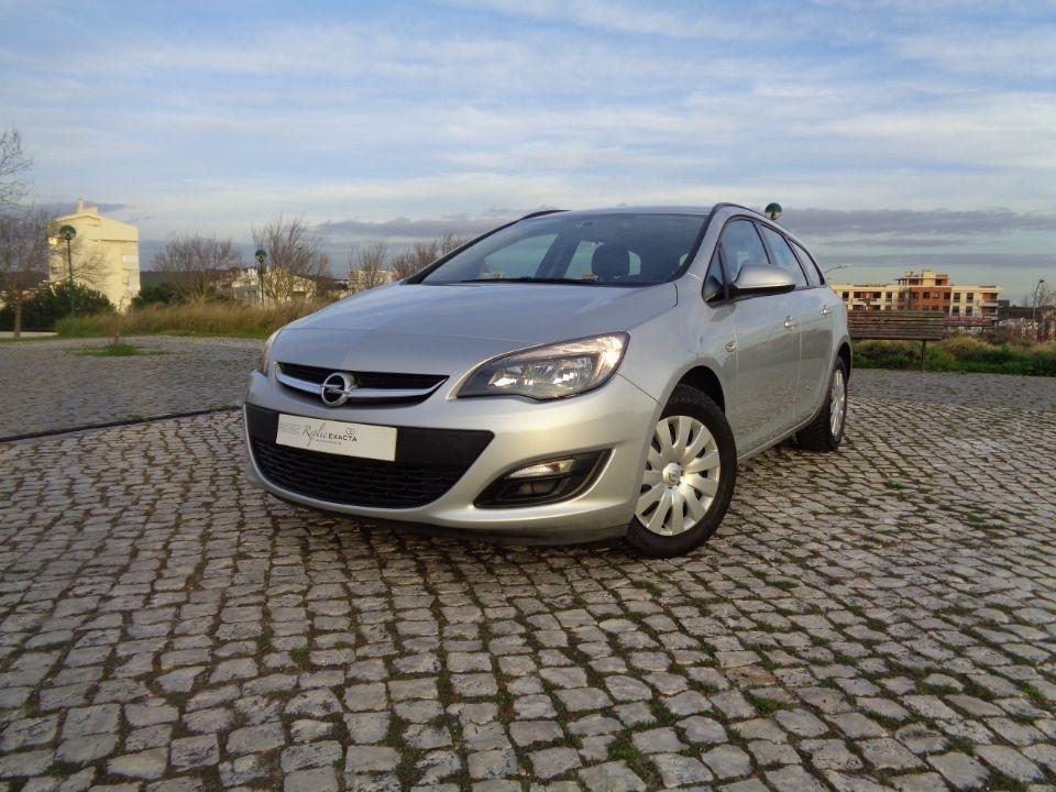 Opel Astra sports tourer 1.6CDTI Selection S/S, 110CV