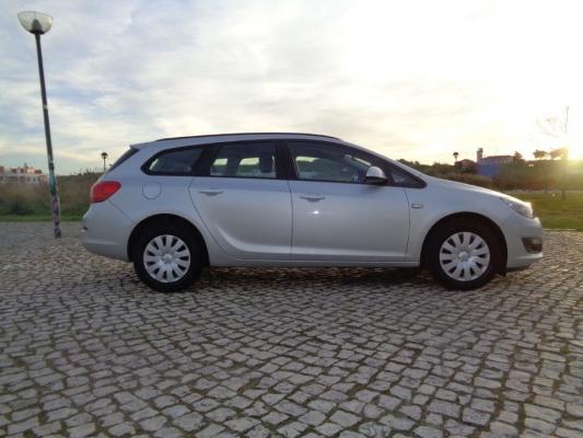 Opel Astra sports tourer, 2015
