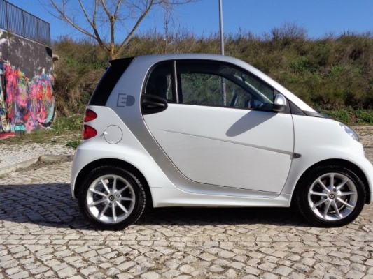 Smart Fortwo, 2014