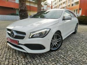 Mercedes-benz Cla 220 CDI  FULL AMG