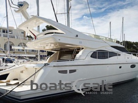 Ferretti Craft 59