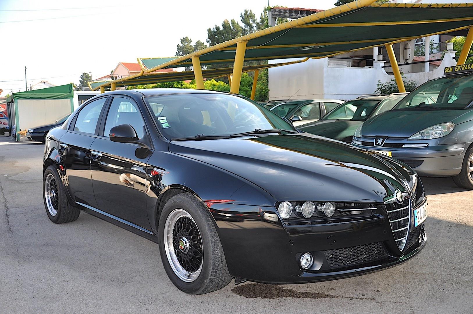 Alfa Romeo 159 1.9JTD