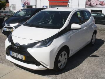 Toyota Aygo 1.0 A/C