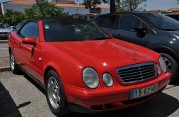 Mercedes-Benz E 220 230 Cabrio