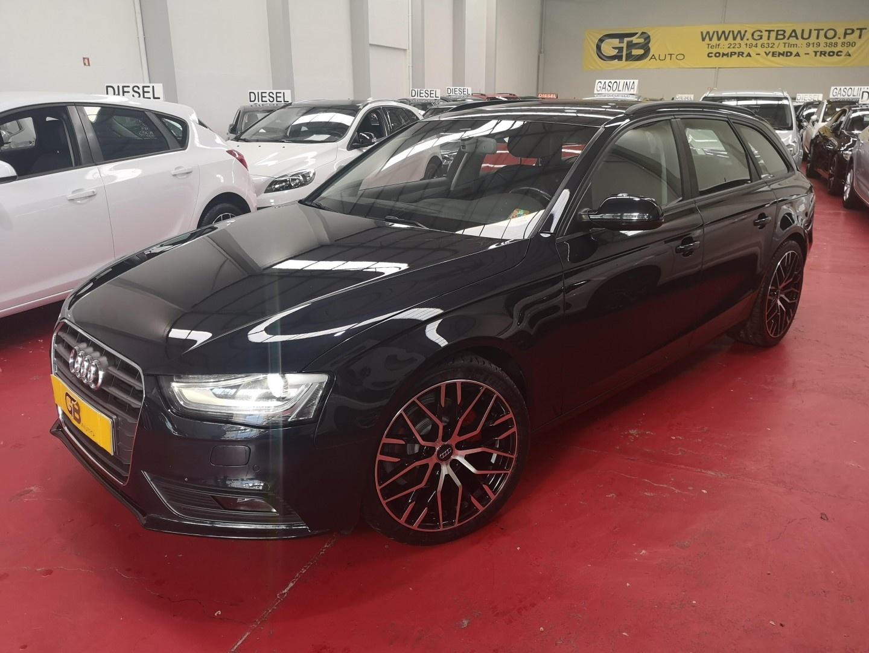 Audi A4 Avant 2.0 TDI A4 AVANT