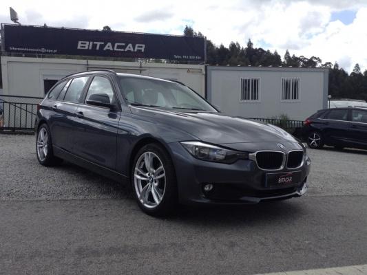 BMW 318, 2013