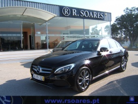 Mercedes-Benz C 200 d Avantgarde (136cv) (4p)
