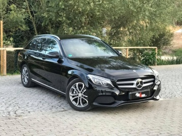Mercedes-benz C 220 D BE Edition Avantgarde Aut.
