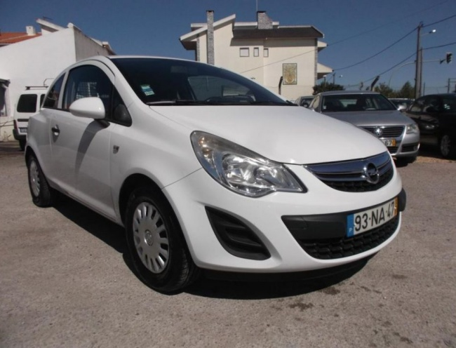 Opel Corsa van