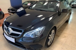 Mercedes-benz E 250 CABRIO 9G AUTO NACIONAL DIESEL GPS