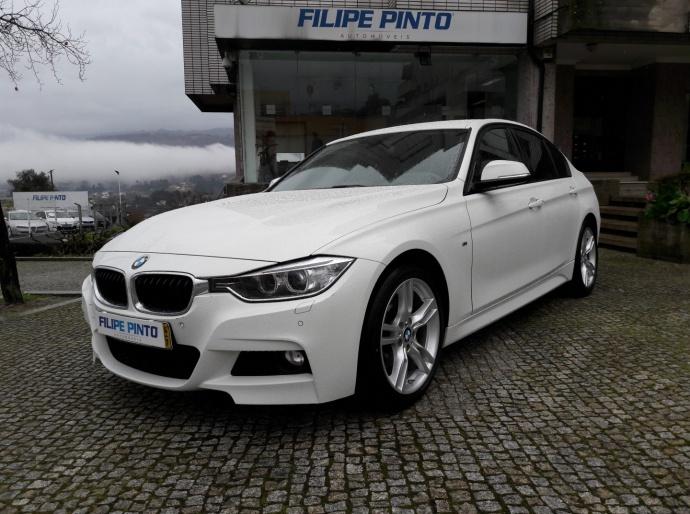 BMW Série 3 320 D Pack M Auto