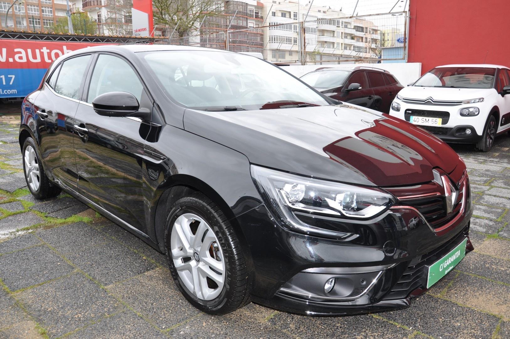 Renault Mégane 1.5Dci Business