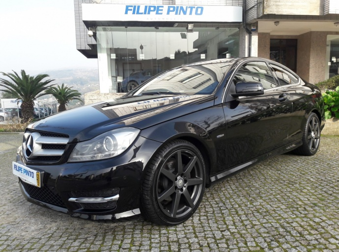 Mercedes-Benz Classe C 250 CDI AMG Coupe