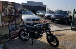 Bullit Spirit 125 Café Racer