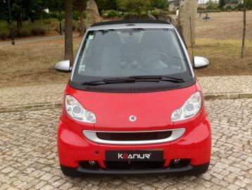 Smart ForTwo Cabrio 1.0 mhd
