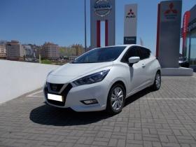 Nissan Micra 1.0 Acenta Sensores+ Camara+Nav