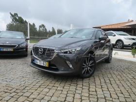 Mazda CX-3 1.5 Sky.Excellence Navi (BOSE Edition)