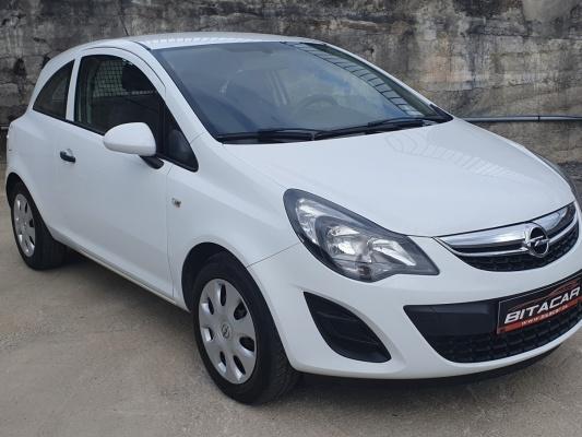 Opel Corsa, 2014