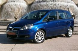 Opel Zafira 1.9 CDTI ENJOY 7L