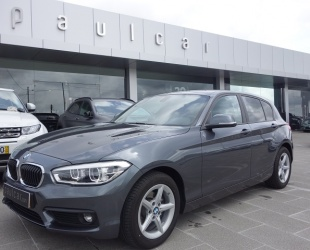 BMW 116 116 d EfficientDynamics