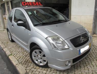 Citroën C2 1.4 HDI VTR ENTREPRISE