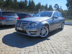Mercedes-Benz C 200 CDi Avantgard AMG BlueEfficiency (GPS)