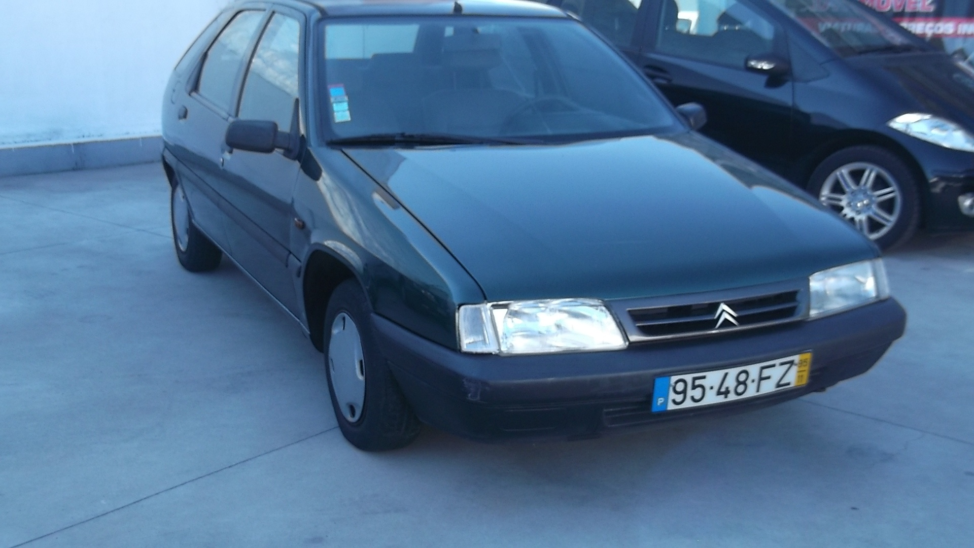 Citroën ZX 1.5 D AVANTAGE