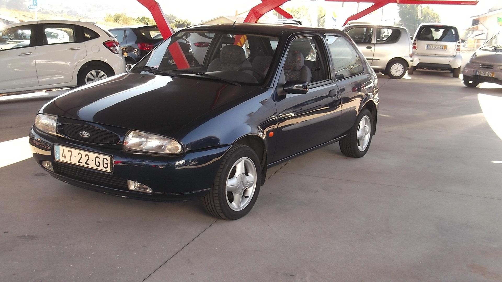 Ford Fiesta 1.25 STUDIO