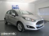 Ford Fiesta 1.0 Ti-VCT
