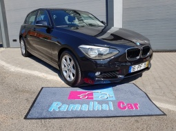 BMW 116 d EFFICIENTEDYNAMICS