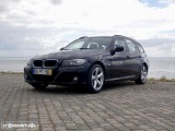 Bmw 320 d Touring Navigation Auto