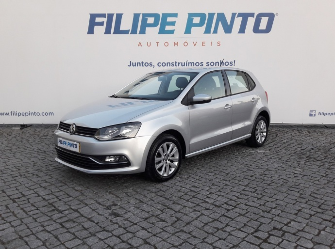 Vw Polo 1.4 TDi Bluemotion Confortline